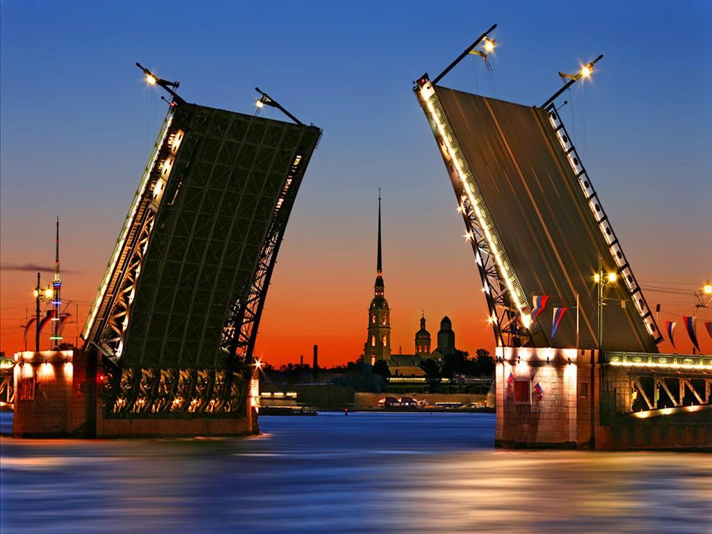 Экскурсионный тур «Петербург за 4 дня»