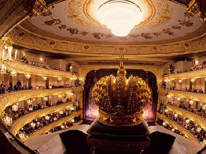 Экскурсионный тур «Театральный»