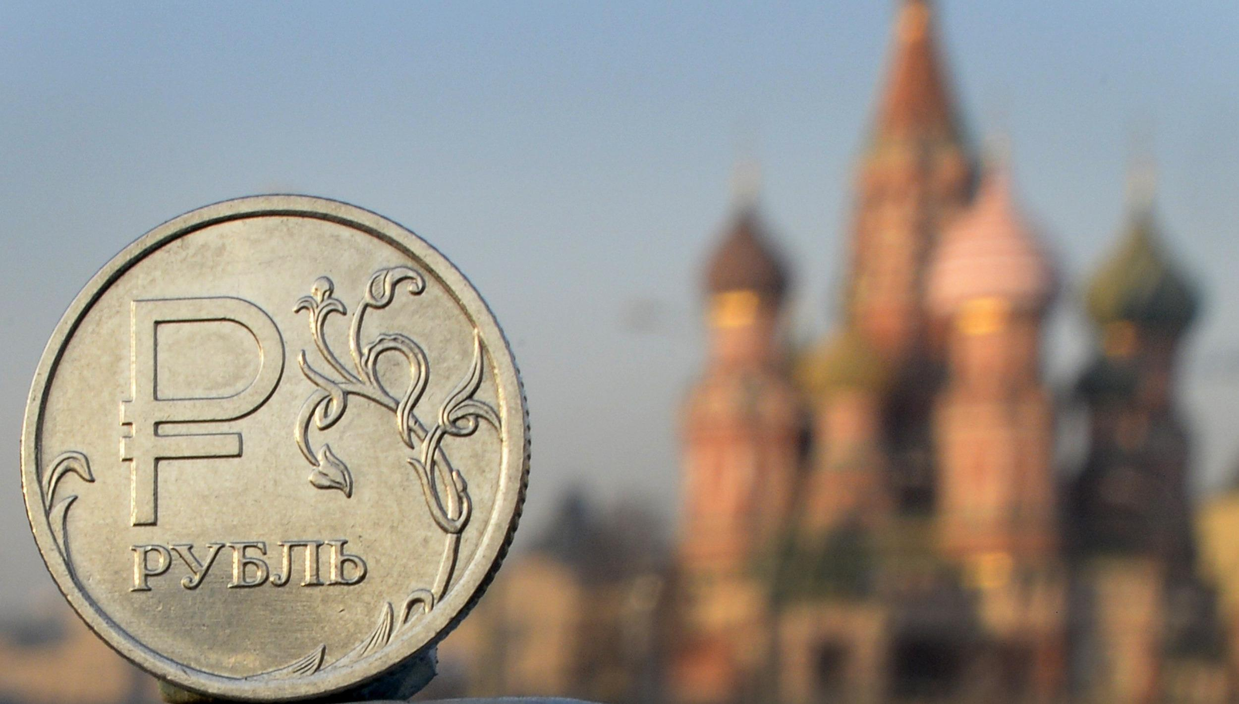 rubli v evro