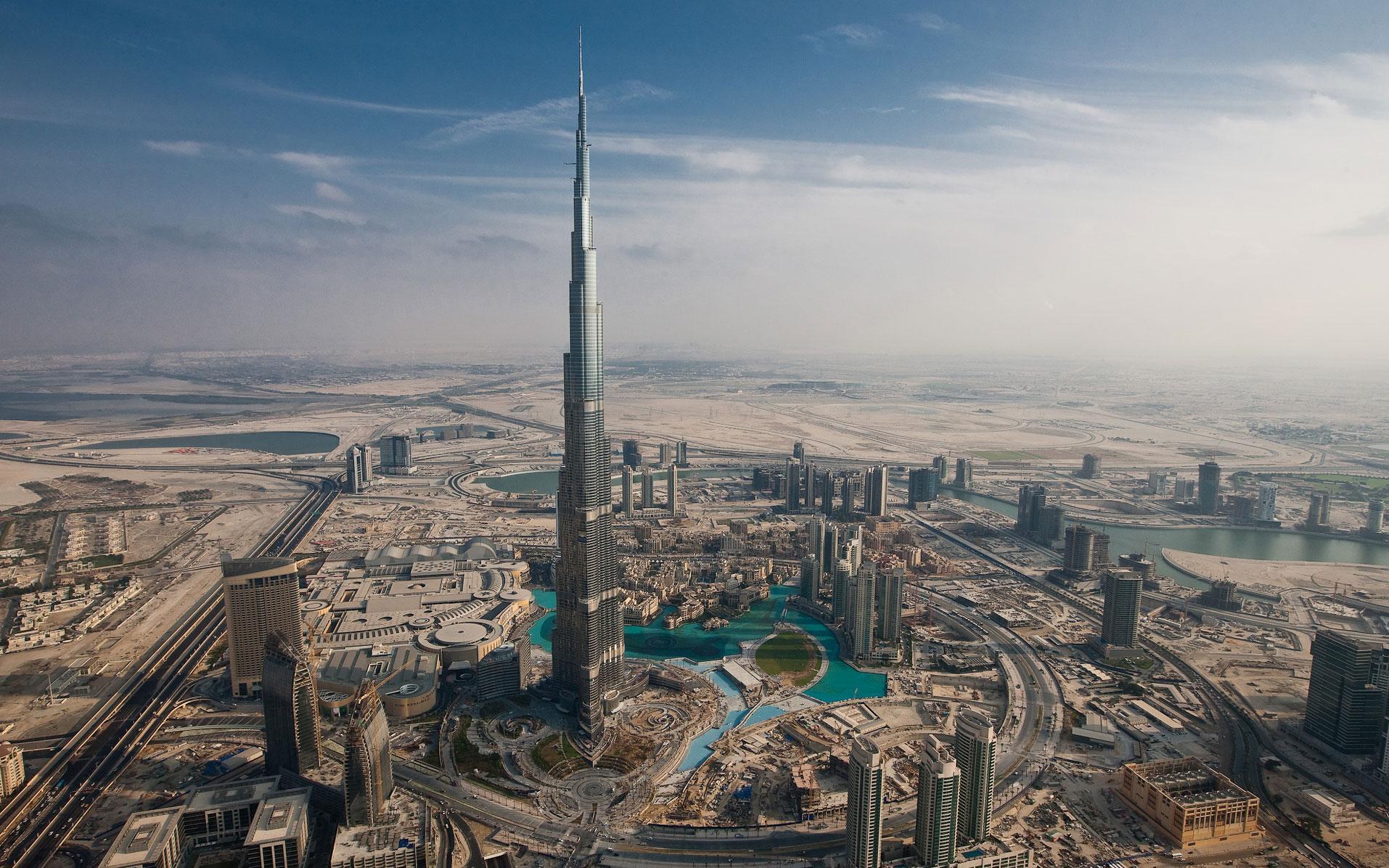 Most Beautiful Places To Visit In Dubai Burj Khalifa
