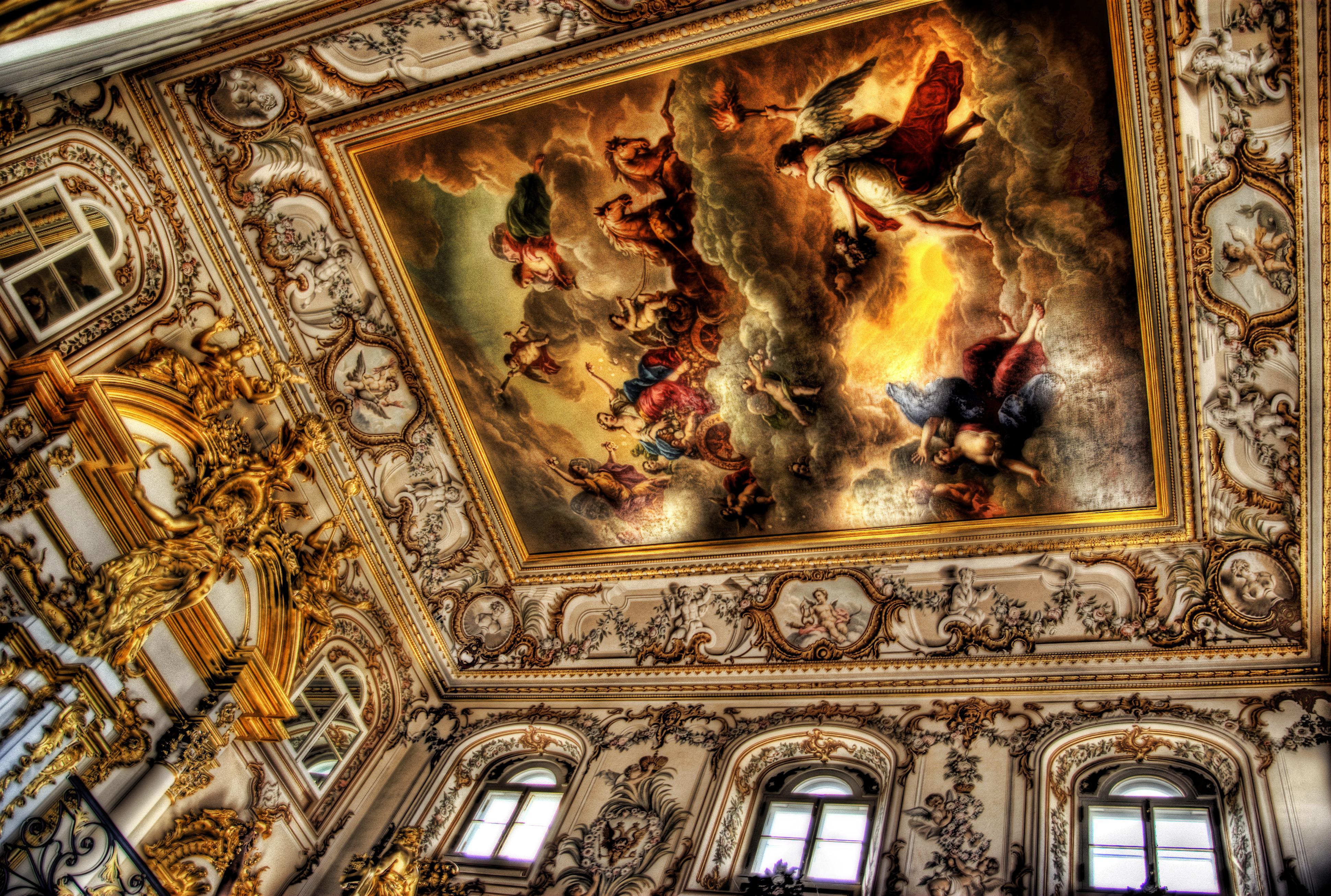 Peterhof rossi tour
