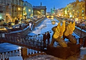 Excursions to Russia: Saint Petersburg