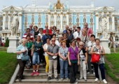 Tour services in St. Petersburg and suburbs