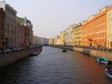 St. Petersburg river tours