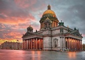 ST. PETERSBURG TOUR 3 days — Football World Сup offer  June — July 2018