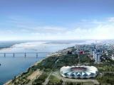"""ВОЛГОГРАД Стадион """"Центральный"""" Вместимость: 45 015 зрителей Состояние: реконструируется, планируется реконструировать к 2017 году"""