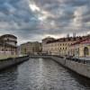 Embankment of the River Moyka